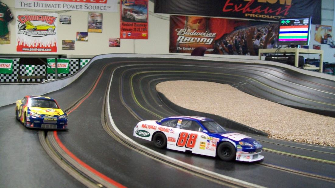 Slot Car Raceway For Sale