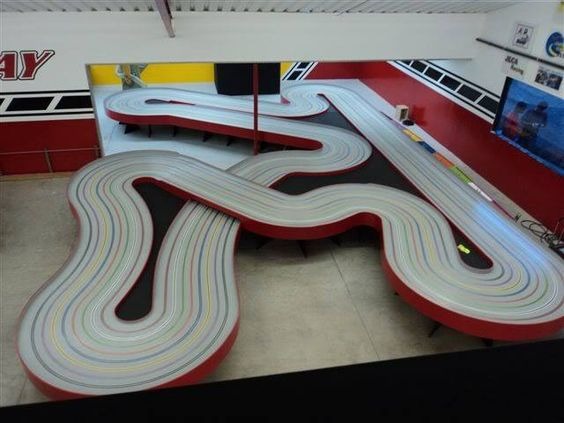 Name:  Flat Road Course Slot Car Tracks.jpg